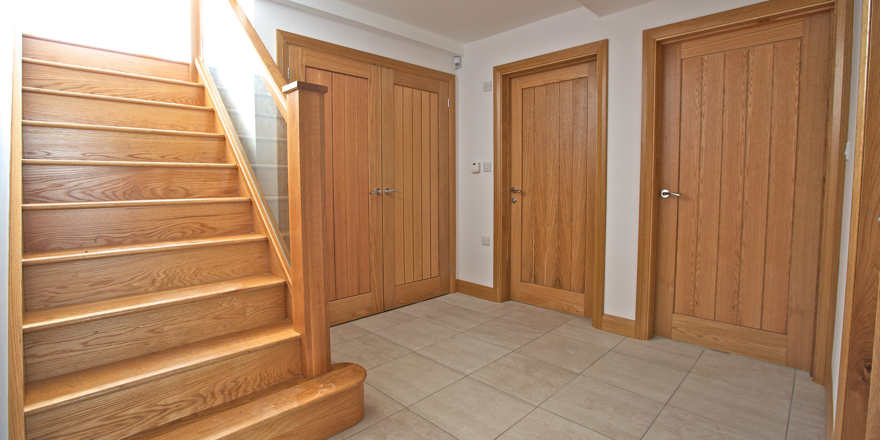 Timberpride Oak Doors and Stairs