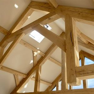 STRUCTURAL OAK BEAMS