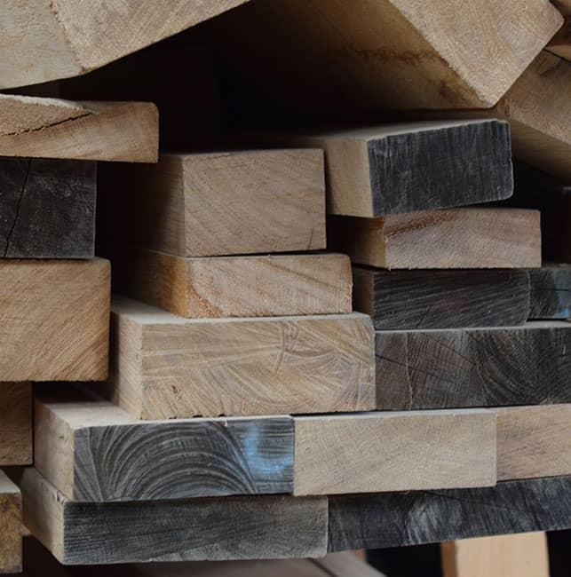 Timberpride Green Oak Beams