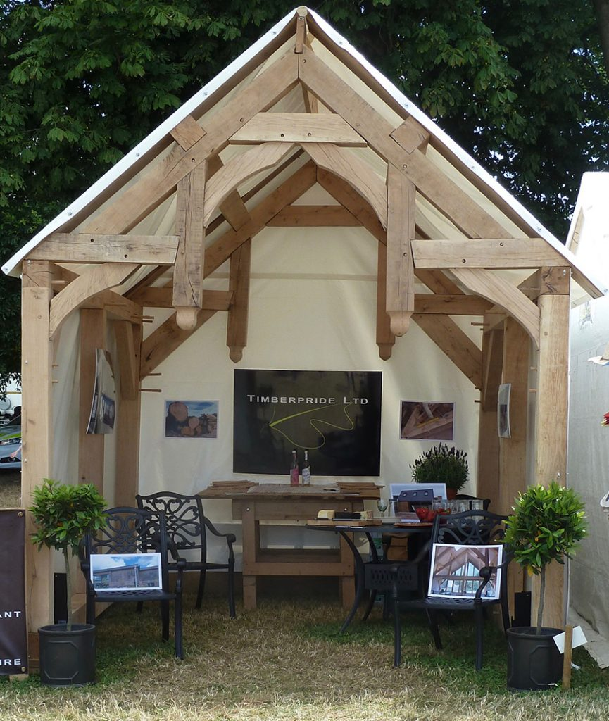 Timberpride-Oak-Frame-Building