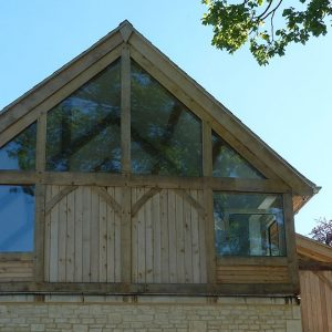 OAK FRAME EXTENSIONS