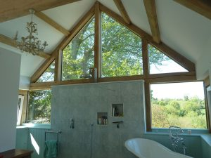 Oak Frame Extension offers Extra Living Space