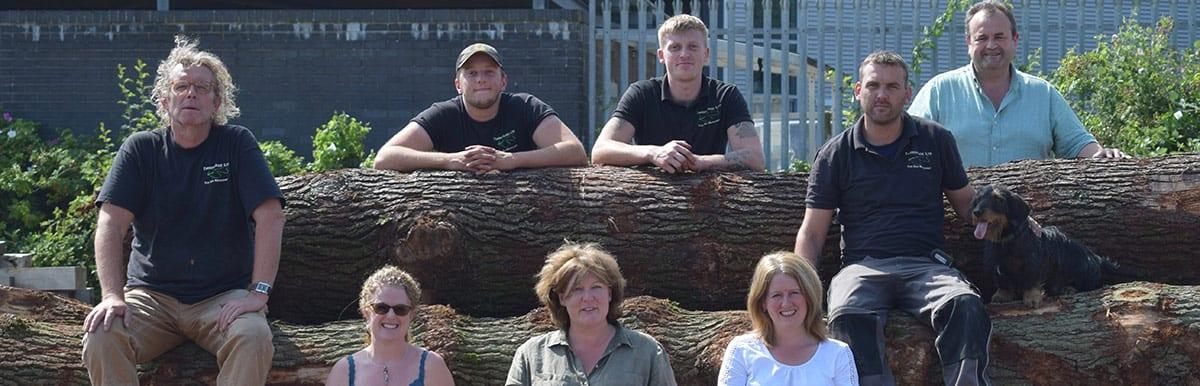 The Timberpride Team